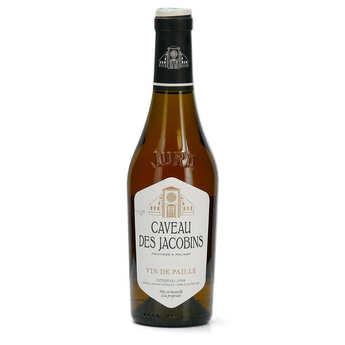 """Caveau des Jacobins - Caveau des Jacobins """"Vin de paille"""" White Wine Côtes du Jura"""
