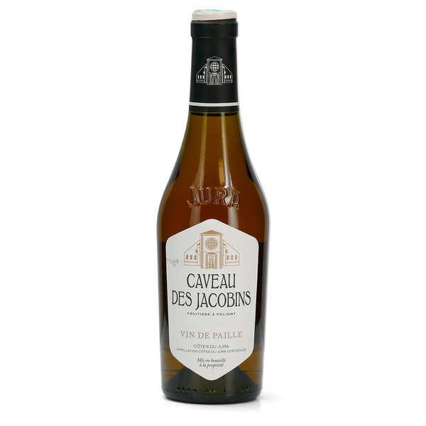 - vin de paille aoc côtes du jura - bouteille 37,5cl
