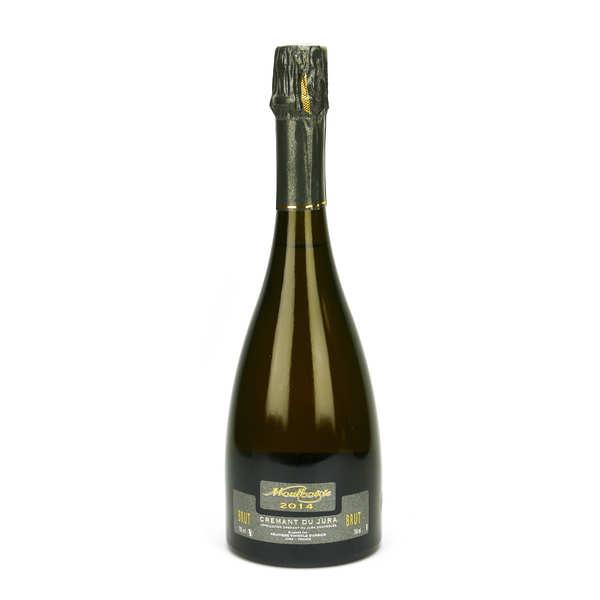 Crémant du jura montboisie - bouteille 75cl