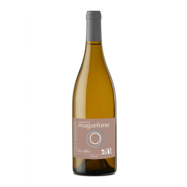 Compagnons de Maguelone - Volta Organic White Wine from Languedoc