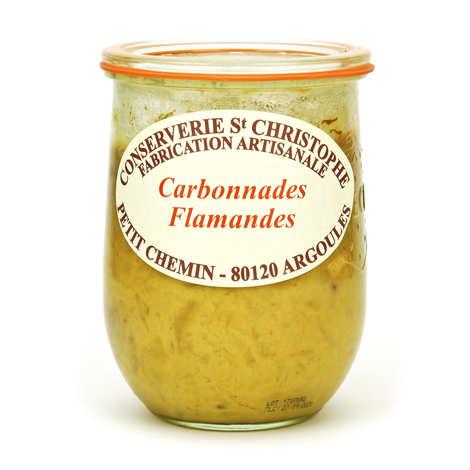 Conserverie Saint Christophe - Carbonnades flamandes