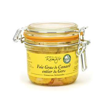 SARL Ramajo Foie Gras - Whole Duck Foie Gras from Gers - South of France