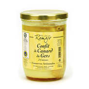 SARL Ramajo Foie Gras - Traditional Duck Confit from South of France