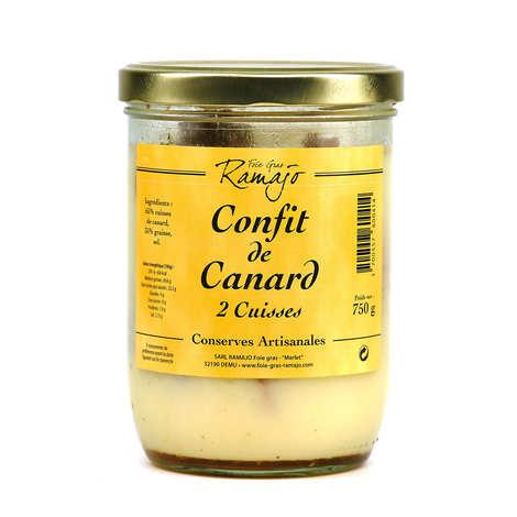 SARL Ramajo Foie Gras - Confit de canard du Gers