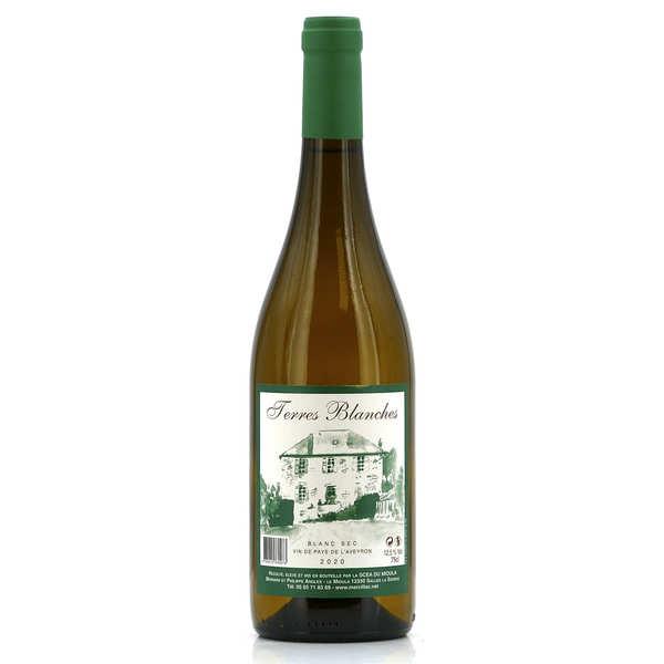 """Domaine du Mioula Cuvée """"Terres Blanches"""" - blanc"""