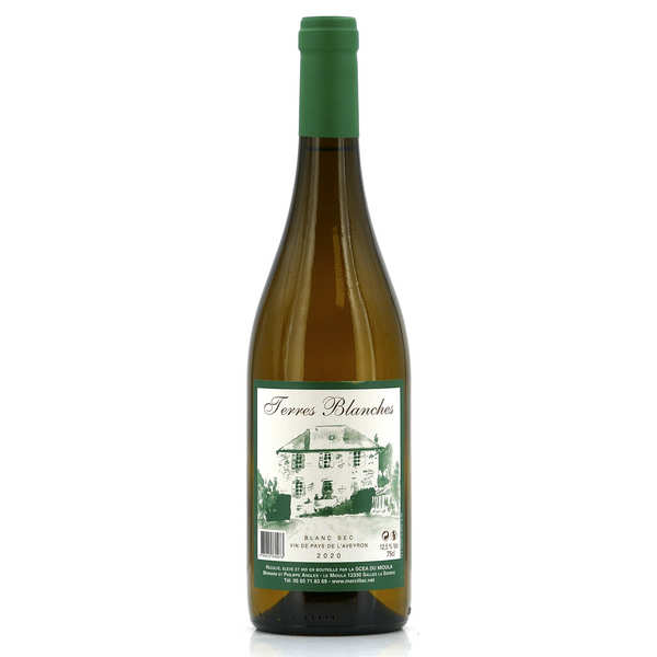 "Domaine de Mioula ""Terres Blanches"" - White Wine from South of France"