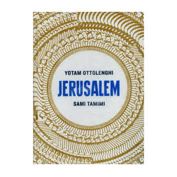 Editions Hachette - Jérusalem by Yotam Ottolenghi et Sami Tamimi (french book)