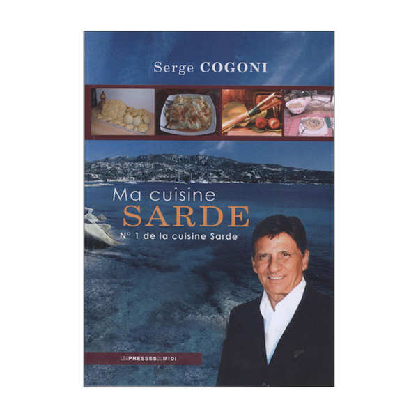 Ma cuisine sarde by Serge Cogoni (french book)