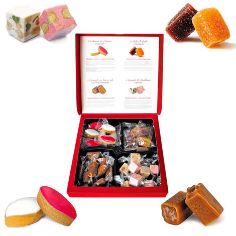 Maxim's de Paris - Assortment of French Specialties Gift Box - Maxim's