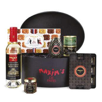 """Maxim's de Paris - Coffret """"Intensément chocolat"""" Collection Belle Epoque - Maxim's"""