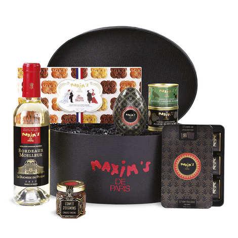 "Maxim's de Paris - Coffret ""Black is Beautiful""- Maxim's"