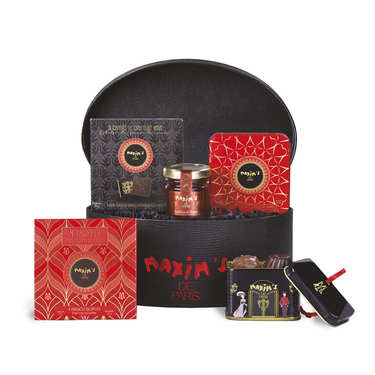"Maxim's ""Montmartre"" Chocolate Gift Box"