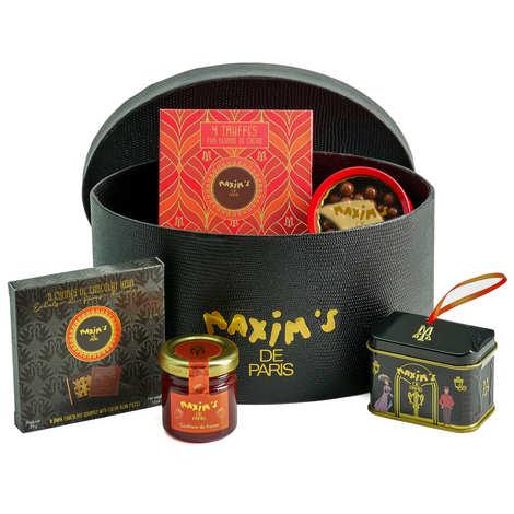 """Maxim's de Paris - Maxim's """"Montmartre"""" Chocolate Gift Box"""