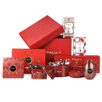 "Maxim's de Paris - ""Instant sucré"" Gift Box - Maxim's"