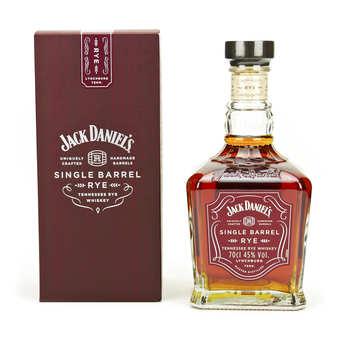 Jack Daniel's - Whisky Jack Daniel's single barrel Rye - 45%