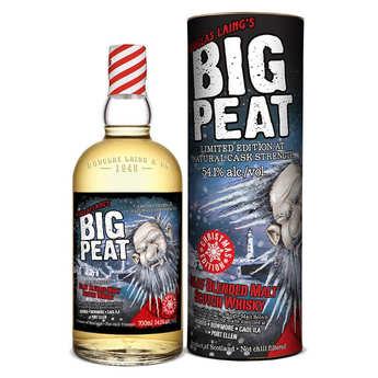 Douglas Laing Co - Whisky Big Peat Christmas Edition 2017 54.1%