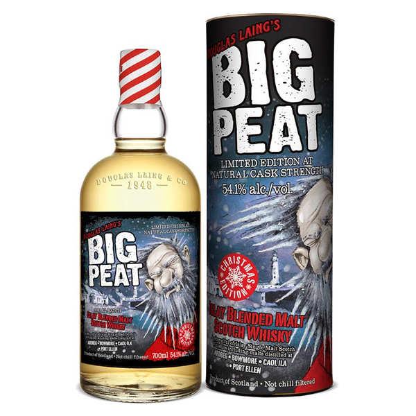 Whisky Big Peat Christmas Edition 2017 54.1%