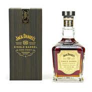 Jack Daniel's - Whisky Jack Daniel's single barrel Proof - 64.5%