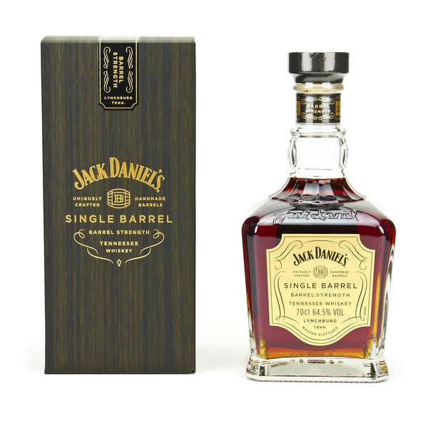 Jack Daniel's Single Barrel Proof Whiskey - 64.5%