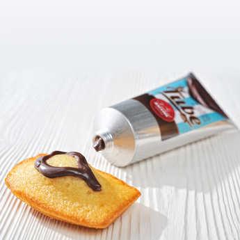 Le Fondant Baulois - Pâte à tartiner au chocolat Le Baulois en tube