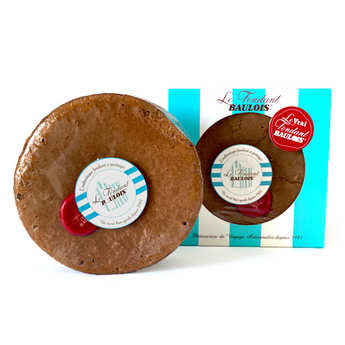 "Le Fondant Baulois - The True ""Fondant Baulois"" -  Chocolate Cake"