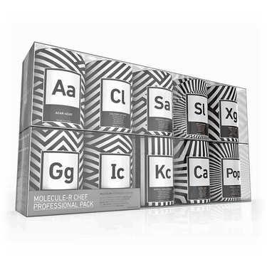 Kit de cuisine moléculaire Chef Professional Pack