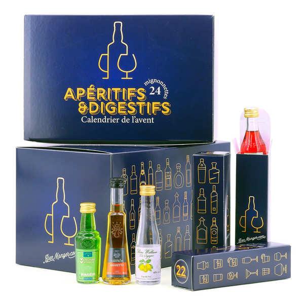 Spirit Advent Calendar - 24 sample bottles