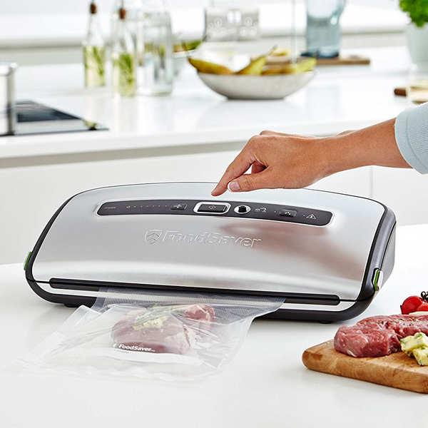 Vacuum Pack FoodSaver® FFS004X