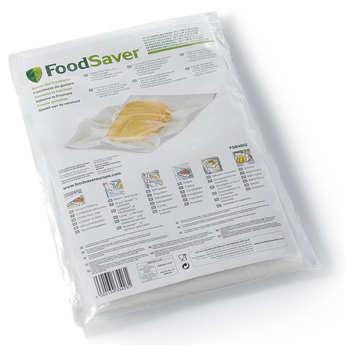 FoodSaver - FoodSaver® Vacuum Bags - Wide FSB4802