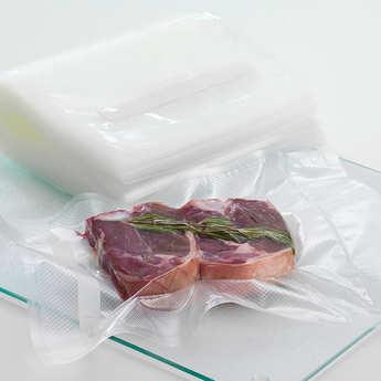 FoodSaver - Sacs FoodSaver® pour mise sous vide - grande largeur FSB4802