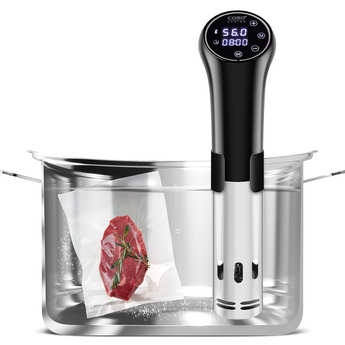 FoodSaver - Caso Immertion Heater for Low Temperature Cooking