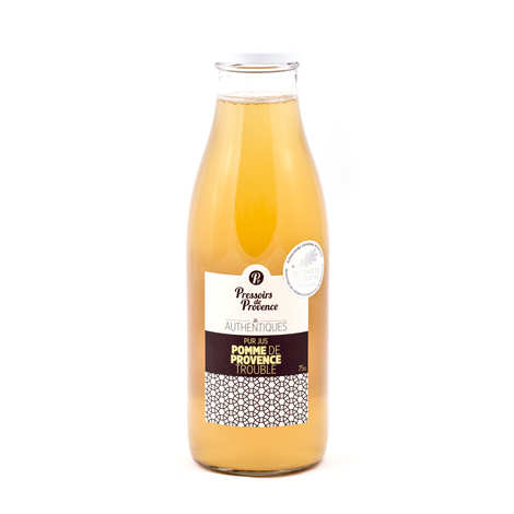Pressoirs de Provence - Pure Cloudy Apple Juice from Provence