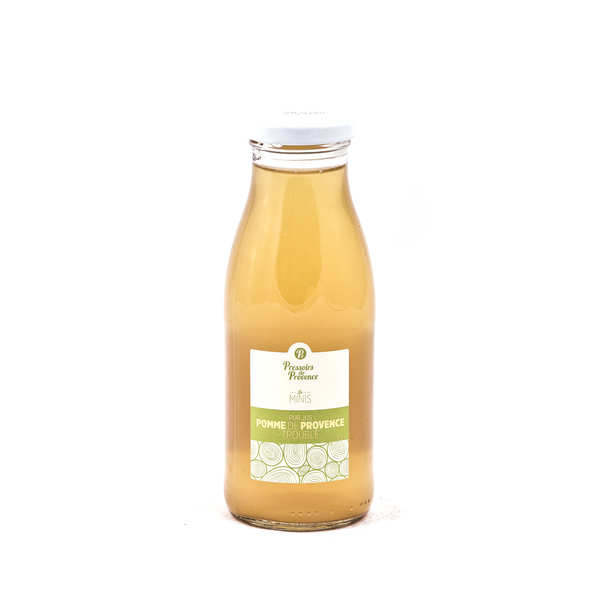 Pure Cloudy Apple Juice from Provence