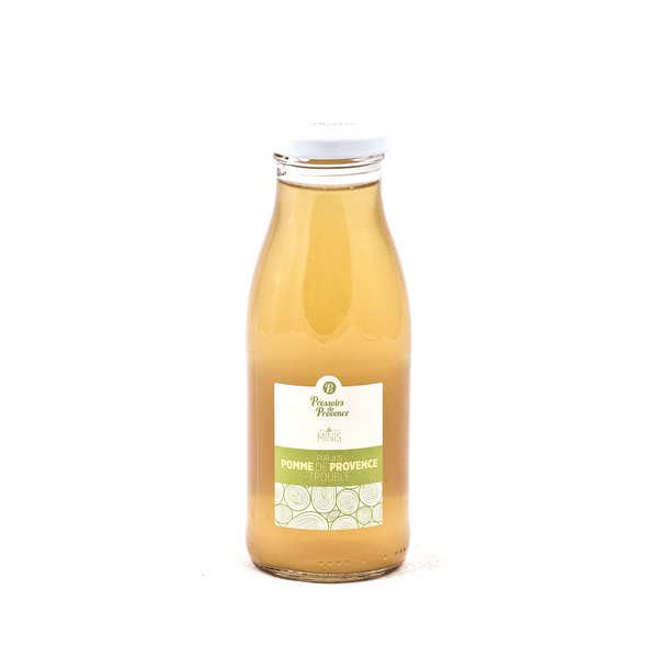Pur jus de pomme de Provence trouble