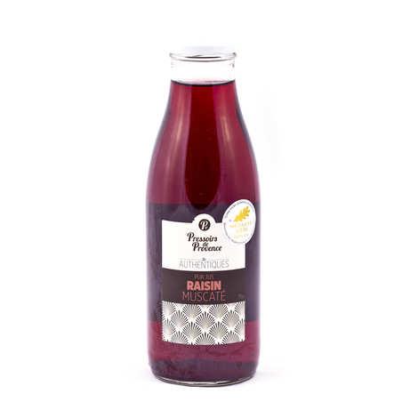 Pressoirs de Provence - Pure Muscat Grape Juice