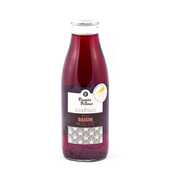 Pure Muscat Grape Juice