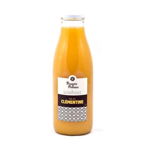 Pressoirs de Provence - Pure Clementine Juice