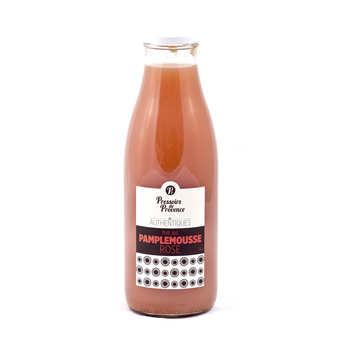 Pressoirs de Provence - Pur jus de pamplemousse rose - Pressoirs de Provence