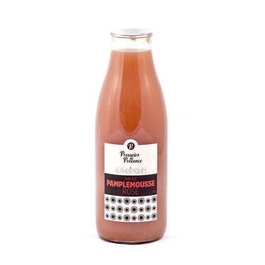Pur jus de pamplemousse rose - Pressoirs de Provence