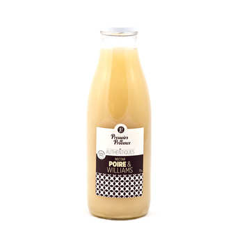 Pressoirs de Provence - Nectar de poire William's