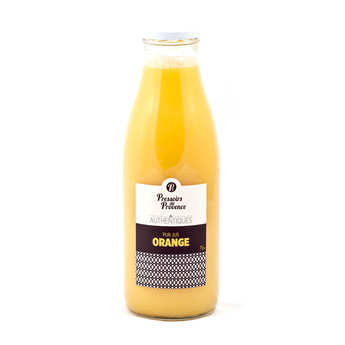 Pressoirs de Provence - Pure Orange Juice - Pressoir de Provence