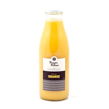 Pur jus orange - Pressoir de Provence