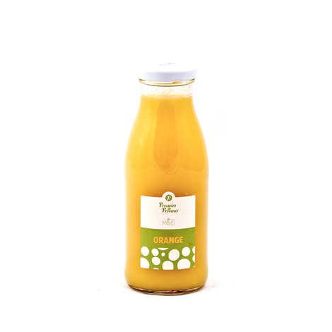 Pressoirs de Provence - Pur jus orange - Pressoir de Provence