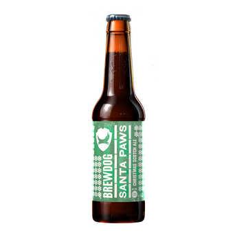 Brasserie Brewdog - Brewdog Santa Paws - Scotch Ale Beer 4,5%