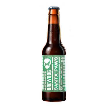 Brewdog Santa Paws - Bière Scotch Ale 4,5%