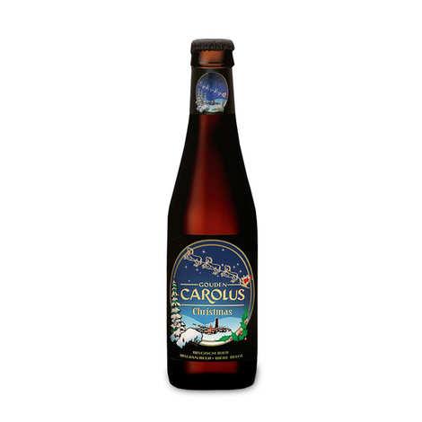 Brasserie Het Hanker - Gouden Carolus Christmas - Bière de Noël 10,5%