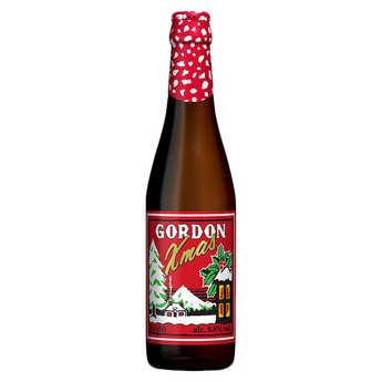Anthony Martin Brasseur - Gordon Christmas - Bière de Noël 8,8%