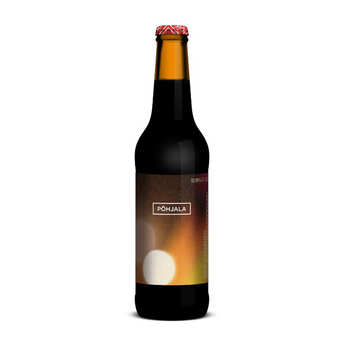 Brasserie Pohjala - Pohjala Jouluöö Christmas - Bière de Noël 8%