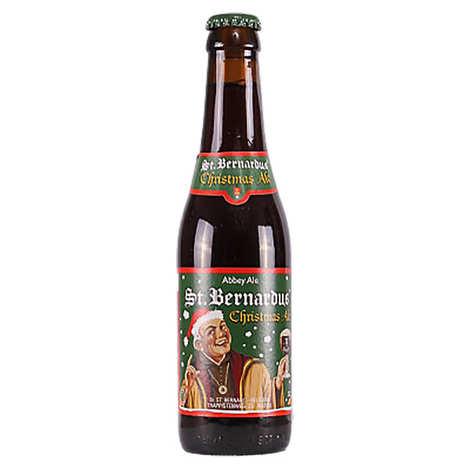 Brasserie St Bernardus - Bière Saint Bernardus Christmas Ale - Bière de Noël 10%