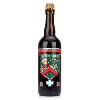 Brasserie St Bernardus - Saint Bernardus Christmas Ale Beer 10%